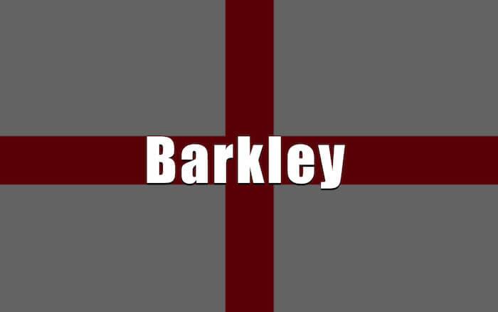 バークリーのプレースタイル