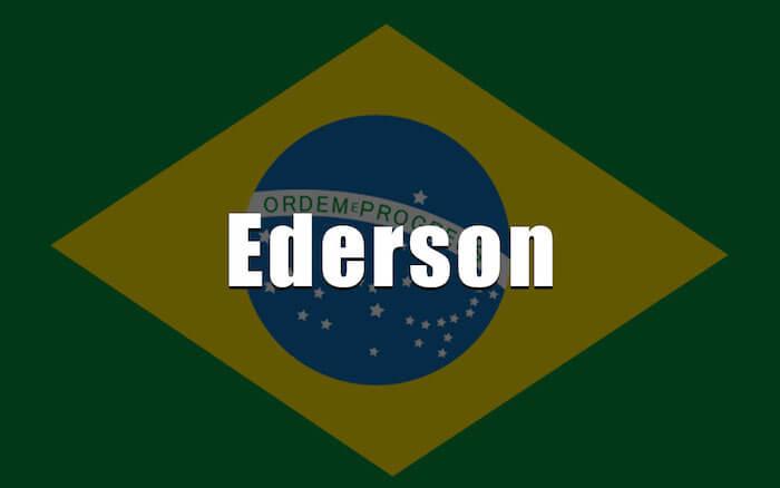 エデルソンのプレースタイル