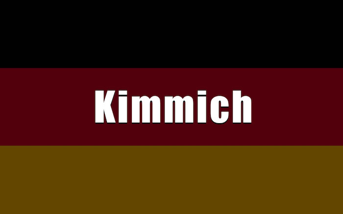 キミッヒのプレースタイル