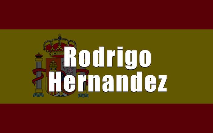 ロドリゴ・エルナンデスのプレースタイル