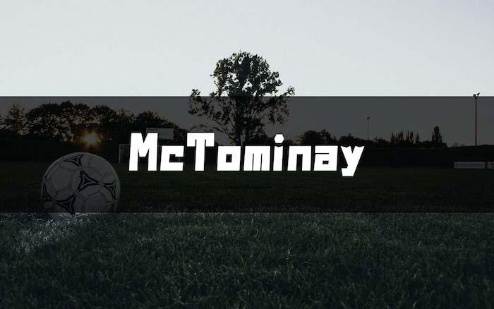 マクトミネイのプレースタイル